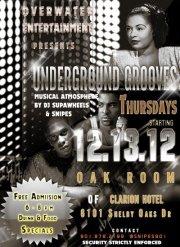 underground grooves